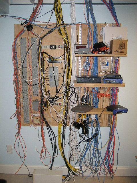 geek wars home wiring division leo notenboom org see a couple of years ago i got really really frustrated the wiring of the cable in our house in a word it sucked big time think