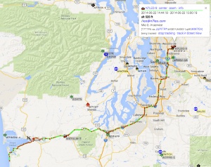 APRS Report