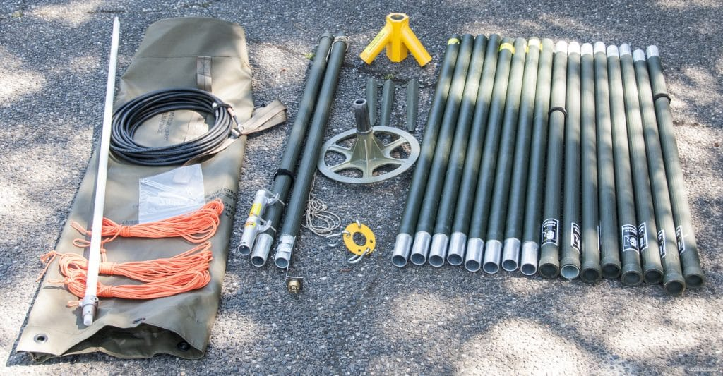 Portable Pole Kit