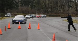 My Day as a Race Car Driver