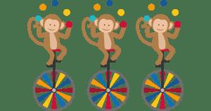 Not. My. Monkeys.