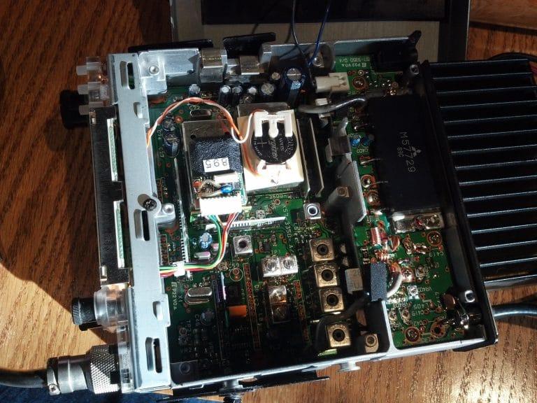 Radio Assembled
