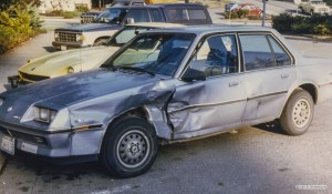 Kathy's Car - December 13, 1985