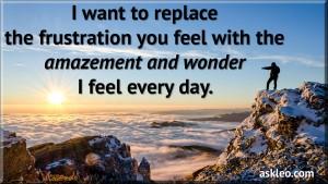 Amazement & Wonder