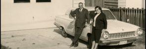 Grandfather & Grandmother In Kirkland, 1964