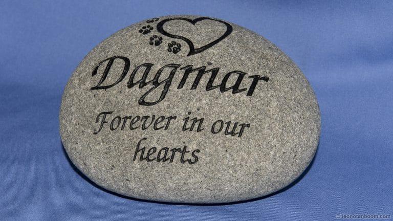 Dagmar's Memorial Stone